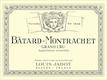 Maison Louis Jadot Bâtard-Montrachet Grand Cru  - label