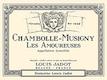 Maison Louis Jadot Chambolle-Musigny Premier Cru Les Amoureuses - label