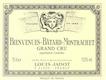 Maison Louis Jadot Bienvenues-Bâtard-Montrachet Grand Cru  - label
