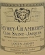 Maison Louis Jadot Gevrey-Chambertin Premier Cru Clos Saint-Jacques - label