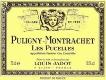 Maison Louis Jadot Puligny-Montrachet Premier Cru Les Pucelles - label