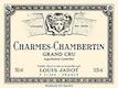 Maison Louis Jadot Charmes-Chambertin Grand Cru  - label