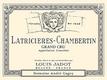 Maison Louis Jadot Latricières-Chambertin Grand Cru  - label