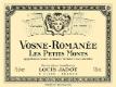 Maison Louis Jadot Vosne-Romanée Premier Cru Les Petits Monts - label