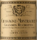 Maison Louis Jadot Chassagne-Montrachet Premier Cru Grandes Ruchottes - label