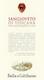 Badia a Coltibuono Sangioveto - label
