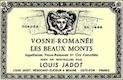 Maison Louis Jadot Vosne-Romanée Premier Cru Les Beaux Monts - label