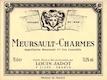 Maison Louis Jadot Meursault Premier Cru Charmes - label