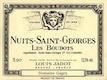 Maison Louis Jadot Nuits-Saint-Georges Premier Cru Les Boudots - label