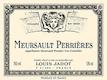 Maison Louis Jadot Meursault Premier Cru Perrières - label
