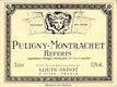 Maison Louis Jadot Puligny-Montrachet Premier Cru Les Referts - label