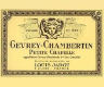 Maison Louis Jadot Gevrey-Chambertin Premier Cru Petite Chapelle - label