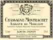 Maison Louis Jadot Chassagne-Montrachet Premier Cru Abbaye de Morgeot - label