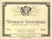 Maison Louis Jadot Meursault Premier Cru Genevrières - label