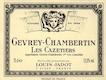 Maison Louis Jadot Gevrey-Chambertin Premier Cru Les Cazetiers - label