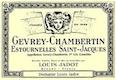 Maison Louis Jadot Gevrey-Chambertin Premier Cru Estournelles Saint-Jacques - label