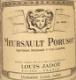 Maison Louis Jadot Meursault Premier Cru Poruzots - label