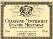 Maison Louis Jadot Chassagne-Montrachet Premier Cru Grande Montagne - label