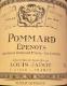 Maison Louis Jadot Pommard Premier Cru Les Epenots - label