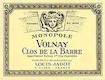 Maison Louis Jadot Volnay Premier Cru Clos de la Barre - label