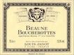 Maison Louis Jadot Beaune Premier Cru Boucherottes - label