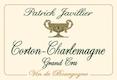 Domaine Patrick Javillier Corton-Charlemagne Grand Cru  - label