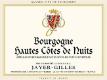 Domaine Jayer-Gilles Hautes Côtes de Nuits Blanc - label
