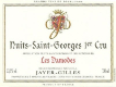 Domaine Jayer-Gilles Nuits-Saint-Georges Premier Cru Les Damodes - label