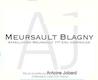 Domaine Antoine Jobard Meursault Premier Cru Blagny - label
