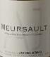 Domaine Antoine Jobard Meursault  - label