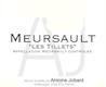 Domaine Antoine Jobard Meursault Les Tillets - label
