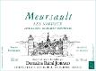 Domaine Rémi Jobard Meursault Narvaux - label
