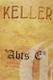 Keller Westhofen Abtserde Riesling Grosses Gewächs - label
