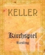 Keller Westhofen Kirchspiel Riesling Auslese - label