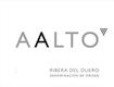 Bodegas Aalto Aalto - label