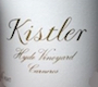Kistler Vineyards Hyde Vineyard Chardonnay - label
