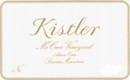 Kistler Vineyards McCrea Vineyard Chardonnay - label
