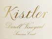 Kistler Vineyards Durell Vineyard Chardonnay - label