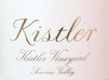 Kistler Vineyards Chardonnay - label