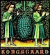 Kongsgaard Hudson Vineyard Syrah - label