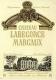 Château Labégorce  - label