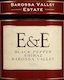 Barossa Valley Estate E&E Black Pepper Shiraz - label