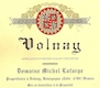 Domaine Michel Lafarge Volnay  - label