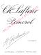 Château Lafleur  - label