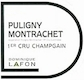 Dominique Lafon Puligny-Montrachet Premier Cru Champ Gain - label