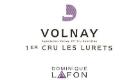 Dominique Lafon Volnay Premier Cru Les Lurets - label