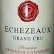 Domaine François Lamarche Echezeaux Grand Cru  - label