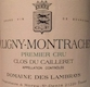 Domaine des Lambrays Puligny-Montrachet Premier Cru Clos du Cailleret - label