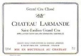 Château Larmande  Grand Cru Classé - label