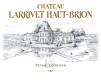 Château Larrivet Haut-Brion  - label